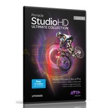 Pinnacle Studio S9+ to Ultimate Collection 15 Update DVD Box