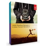 Adobe Photoshop Elements 11 & Premiere Elements 11 Win/Mac Vollversion Mini Box 1 PC