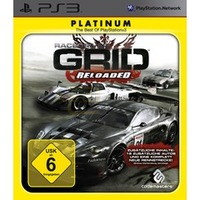 Race Driver GRID Reloaded Platinum ML (PS3)