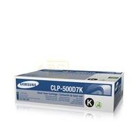 Toner black für CLP-500/CLP-550 ca. 7000 Seiten