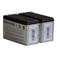 Ersatzbatterie BCYQ1250 für Yunto Q 1250