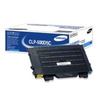 Toner cyan für CLP-500/CLP-550 ca. 5000 Seiten
