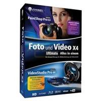 Foto und Video X4 Ultimate