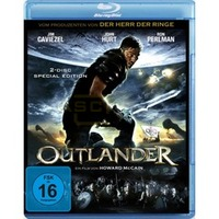 Outlander - 2-Disc Special Edition (Blu-ray)