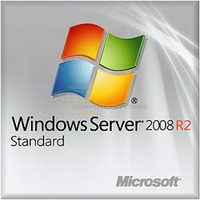 Windows Server Standard 2008 R2 SP1 64-Bit deutsch