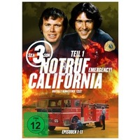 Notruf California - Staffel 3.1 (3 DVDs)