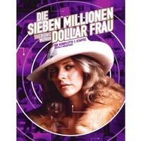 Die Sieben Millionen Dollar Frau - Staffel 1 (4 DVDs)