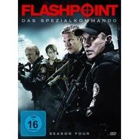 Flashpoint - Das Spezialkommando, Staffel 4 (Neuauflage) (4
