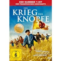 Der Krieg der Knöpfe (DVD)