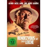 Poirot: Rendezvous mit einer Leiche (DVD)