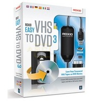 Roxio Easy VHS to DVD 3 Multilingual