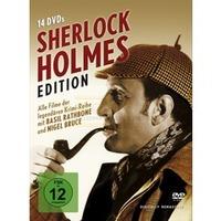 Sherlock Holmes Edition (14 DVDs) (Neuauflage)