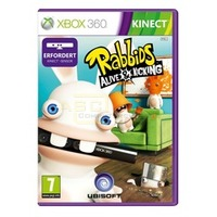 KINECT: Raving Rabbids - Alive and Kicking