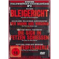 Italowestern-Enzyklopädie No. 2 (4 DVDs)