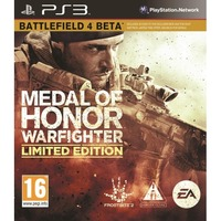 Medal Of Honor Warfighter Limited Edition ML