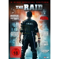 The Raid Special Edition (2 DVDs)