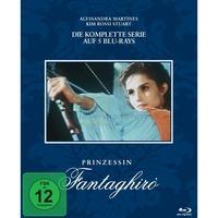 Prinzessin Fantaghiro - Die komplette Serie (5 Blu-rays)