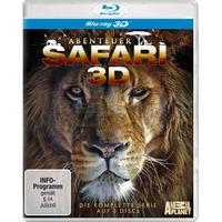 Abenteuer Safari - Die komplette Serie (3 3D Blu-rays inkl.