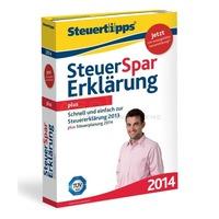 Steuer-Spar-Erklärung 2014 plus