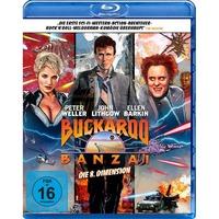 Buckaroo Banzai - Die 8. Dimension: Special Edition (Blu-ray