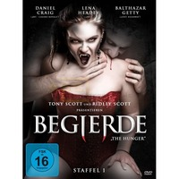 Begierde - The Hunger, Staffel 1 (4 DVDs)