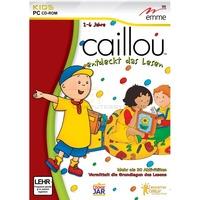 Caillou - entdeckt das Lesen
