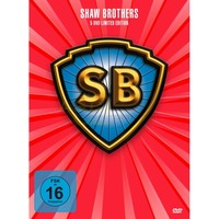Shaw Brothers Collection, Vol. 1 (5 DVDs)