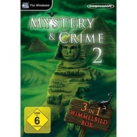 Mystery and Crime Vol. 2 - 3 in 1 Wimmelbildbox