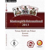 50+ Silver Generation Kartenspiele International 2013