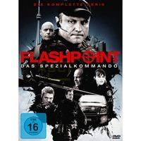 Flashpoint: Das Spezialkommando, Die komplette Serie 24 DVDs
