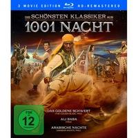 Die schönsten Klassiker aus 1001 Nacht (3 Blu-rays)