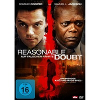 Reasonable Doubt - Auf falscher Fährte (DVD)