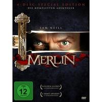 Merlin - Die komplette Serie (4 DVDs)