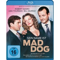 Sein Name ist Mad Dog (Blu-ray)