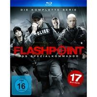 Flashpoint - Die komplette Serie in HD (17 Blu-rays)