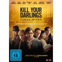 Kill your Darlings - Junge Wilde (DVD)