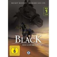 Black, der schwarze Blitz - Box 1 (Neuauflage) (4 DVDs)