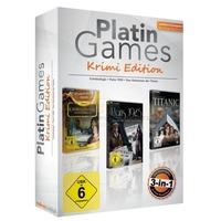 Platin Games - Krimi Edition (PC)