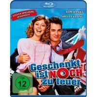 Geschenkt ist noch zu teuer (Blu-ray)