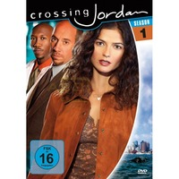 Crossing Jordan - Staffel 1 (6 DVDs)