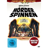 Mörderspinnen (Creature Features Collection #1)