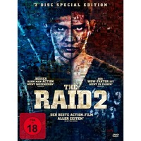 The Raid 2 - 2 Disc Special Edition