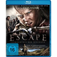 Escape (Blu-ray) (Lenticular-Edition)