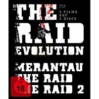 The Raid - Evolution (The Raid 1 & 2 & Merantau)