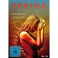 Spring - Love is a Monster (DVD)