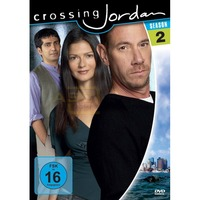 Crossing Jordan - Staffel 2 (6 DVDs)