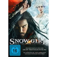 Snow Girl and the Dark Crystal (DVD)