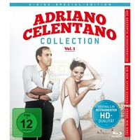Adriano Celentano - Collection Vol. 1 (3 Blu-rays)
