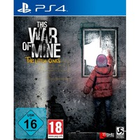 This War Of Mine: The Little Ones (PS4) Englisch