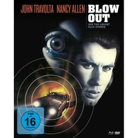 Blow Out - Der Tod löscht alle Spuren (Mediabook, 1 Blu-ray